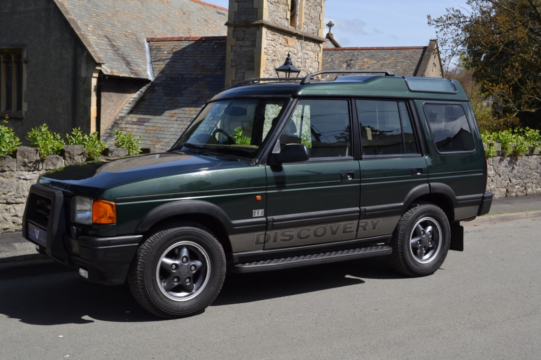 Classic Land Rovers for Sale Herefordshire