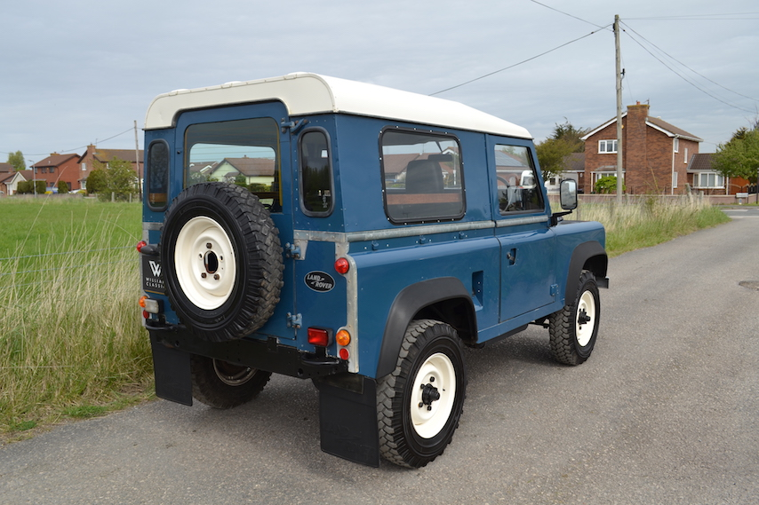 Land Rovers For Sale >> Classic Land Rovers For Sale Cheshire