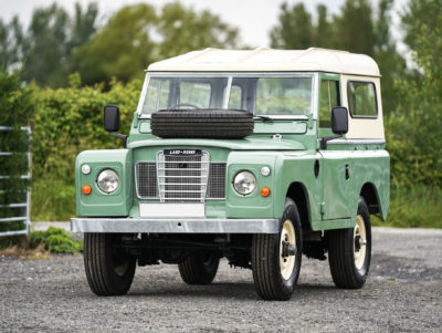Classic Landrovers & Cars for Sale - Williams Classics