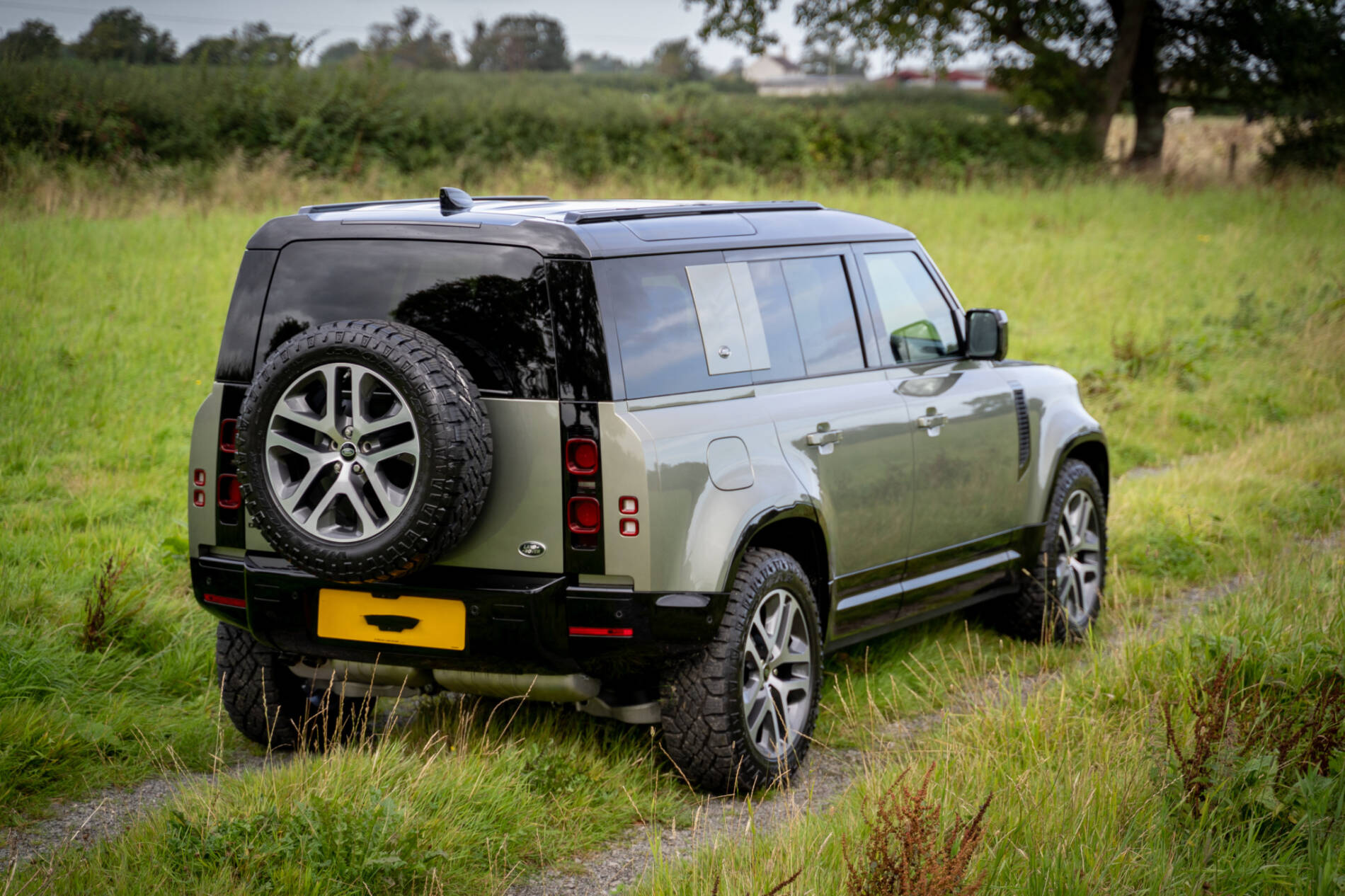 All New 2020 Land Rover Defender 110 D240 HSE Williams ...