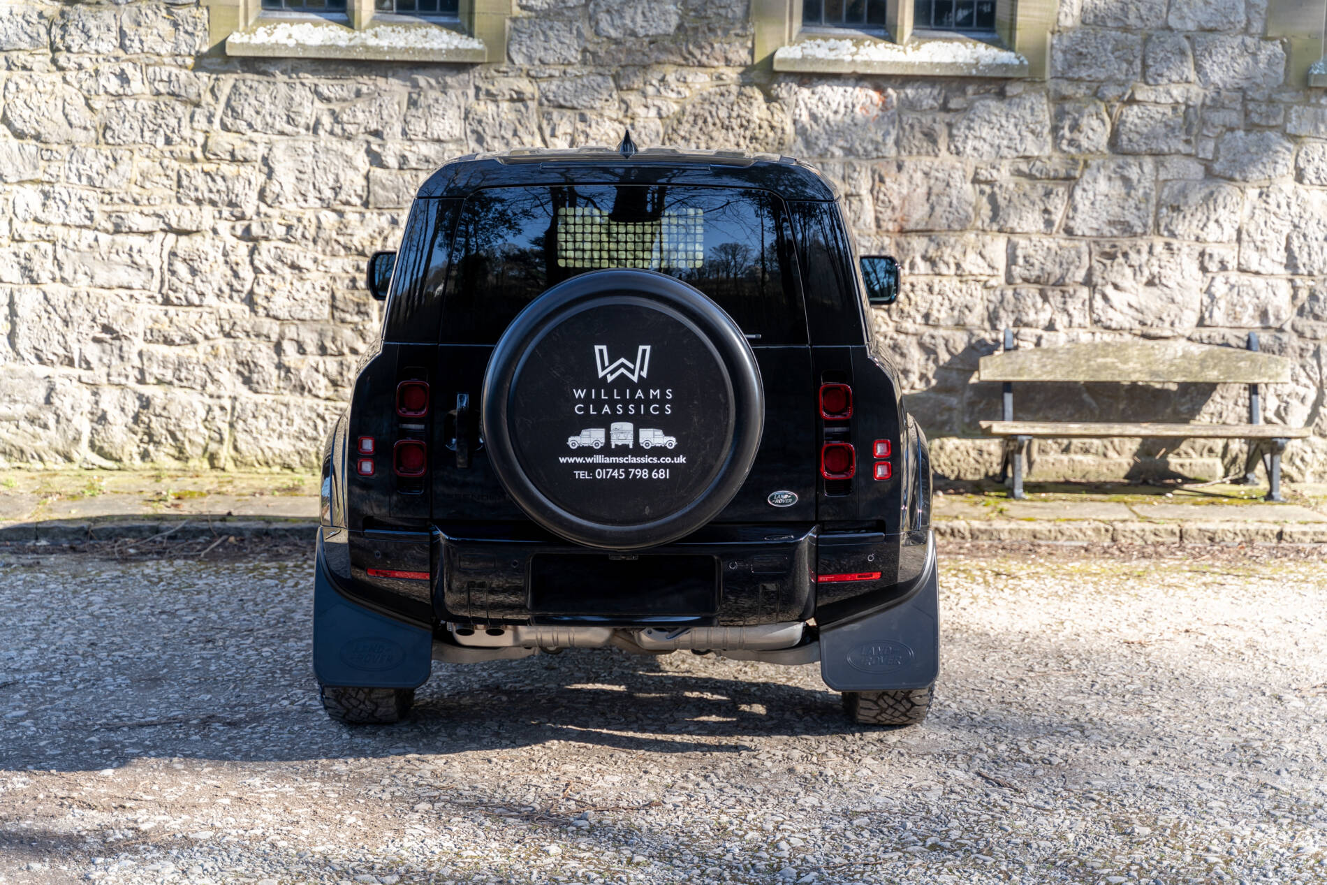 All New 2021 Land Rover Defender 90 D200 3.0 Commercial ...